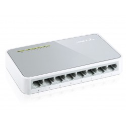 TP-LINK TL-SF1008D 8-port switch desktop 10/100M