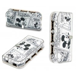 Disney DSY-H70 Mickey Mouse USB 2.0 Mini Hub Item