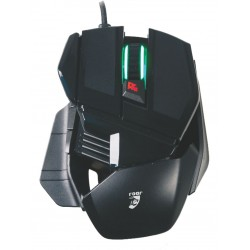 POWERTECH Roar Gaming Mouse Leopard, 6 buttons, 2000 dpi